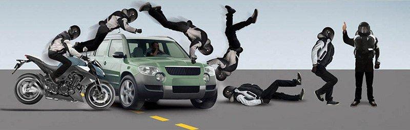 Novo Sistema de Jaqueta com Airbags via Wireless