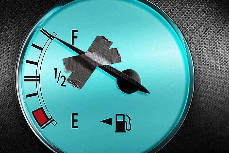 Consumo X Combustível