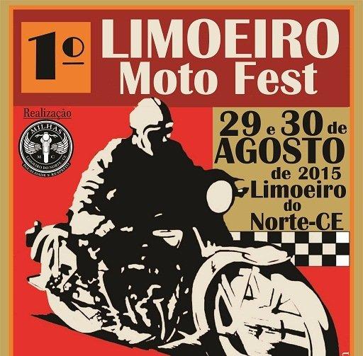 1º Limoeiro Moto Fest