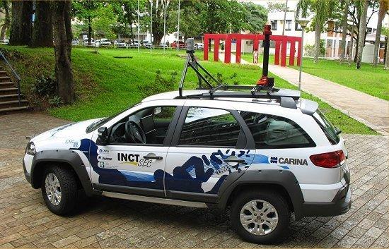Táxi sem motorista começará a rodar na USP
