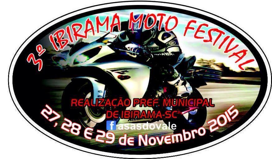 3º Ibirama Moto Festival