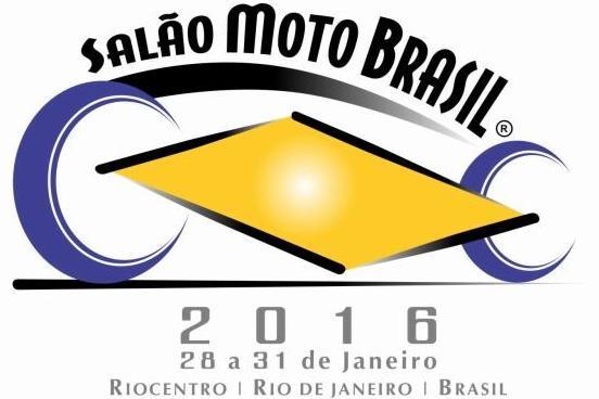Salão Moto Brasil 2016 – RJ