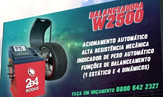 Balanceadora W2500