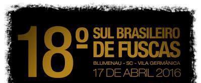 Encontro Sul Brasileiro de Fuscas -18ª Edição