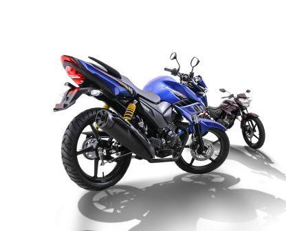 Moto Yamaha YS 150