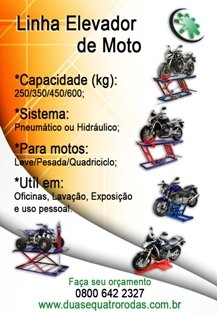 Linha Rampa de moto