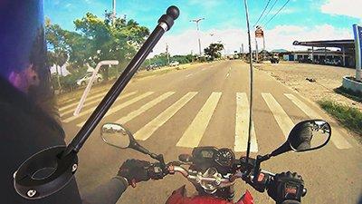 Corta Linha – acessório indispensável para um motociclista