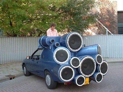 Você sabe qual o limite para um som automotivo?