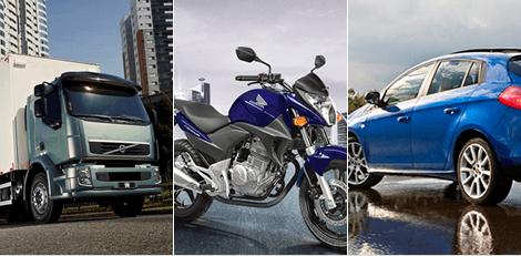 Diferenças entre óleo do motor para moto, carro e caminhão.