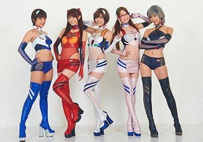 japonesa-Racing-grid-girls-EVA