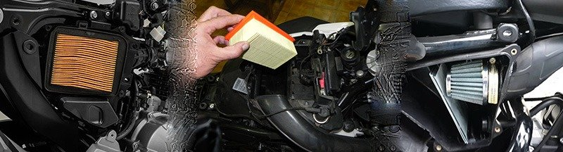 A importância do filtro de ar para Moto